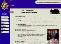 Corps site image